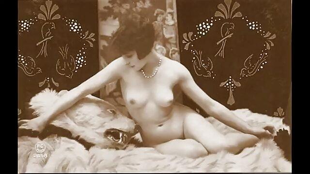 Chica delgada tiene un polvo genial en sexo video español casa